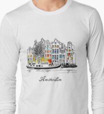 Amsterdam Long Sleeve T-Shirt