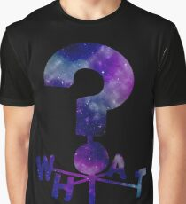 The Mystery Shack Question Mark Weathervane Graphic T-Shirt