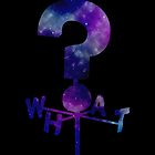 The Mystery Shack Question Mark Weathervane by hocapontas