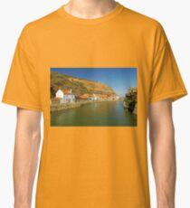 North Side and Staithes Beck Classic T-Shirt