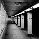 110th Street Station.  by Michael Stocks