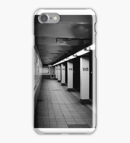110th Street Station.  iPhone Case/Skin