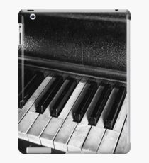 Antique Piano Keys iPad Case/Skin