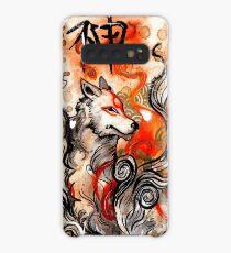 Okami Amaterasu Case/Skin for Samsung Galaxy