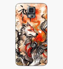 Okami Amaterasu Case/Skin for Samsung Galaxy