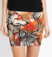 Okami Amaterasu Mini Skirt