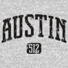 Austin 512 (Black Print) by smashtransit