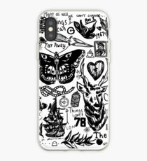 Vinilo o funda para iPhone Tatuajes de Larry Stylinson