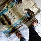 studio floor by Loui  Jover