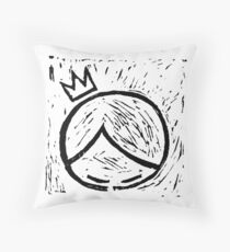super cooper logo merch Throw Pillow
