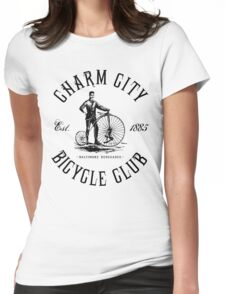 Baltimore Bicycle Club Womens Fitted T-Shirt