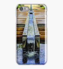 Water feature #2 iPhone Case/Skin