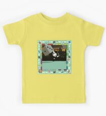 Monopoly Retro Game Board Kids Clothes