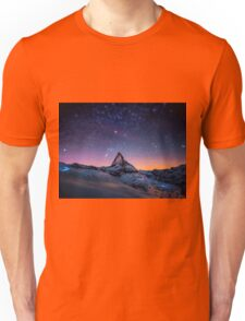 Montain Galaxy Unisex T-Shirt