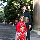 Shichi-Go-San Festival – Image 02, Japan by Norman Repacholi