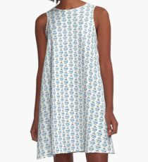 piplup A-Line Dress