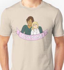 Yumikuri in Lesbians T-Shirt