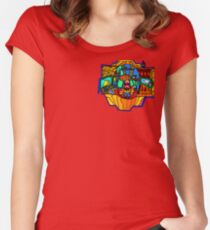 Hiro Cliffic Women's Fitted Scoop T-Shirt