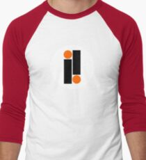 Impulse Record Label Men's Baseball ¾ T-Shirt