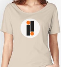 Impulse Record Label Women's Relaxed Fit T-Shirt