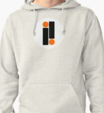Impulse Record Label Pullover Hoodie