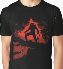 Jungle Hunter Predator Graphic T-Shirt