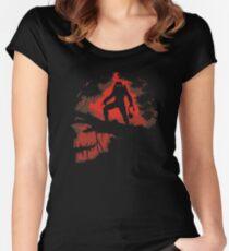Jungle Hunter Predator Women's Fitted Scoop T-Shirt