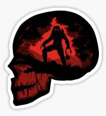 Jungle Hunter Sticker