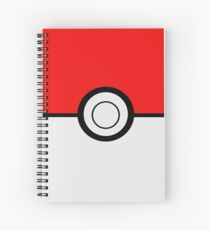 Pokemon Ball Spiralblock