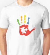Autism Awareness Slim Fit T-Shirt