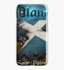 Outlander Maps iPhone Case/Skin