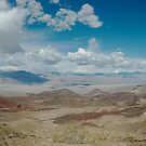 Panamint Valley by Mike Herdering