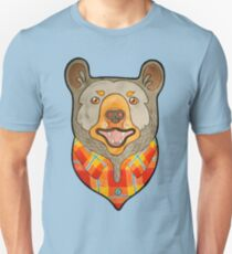Bear Gone Fishin' Unisex T-Shirt