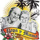 Grandpa & Grandma by William Mendez