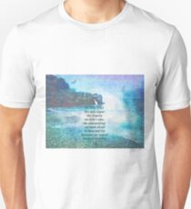 IN THE END We only regret the chances we didn't take quote Unisex T-Shirt