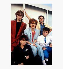 Vintage Duran Duran V Photographic Print