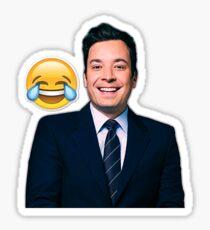 Jimmy Fallon Sticker