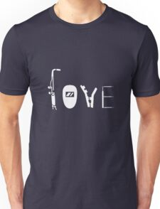 Love Welder Unisex T-Shirt