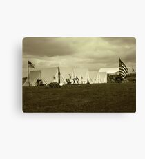 Headquarters Canvas Print