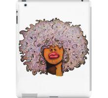 Lavender Fro iPad Case/Skin