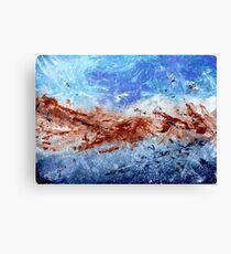 Turbulent Winds Canvas Print