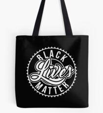 Black Lives Matter - ALL Lives Matter Tote Bag