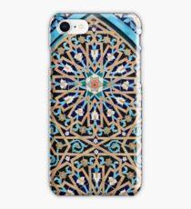 Arabic mosaic ornament iPhone Case/Skin