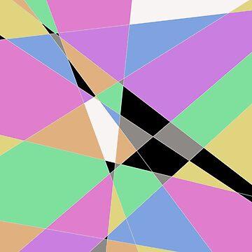 Triangles by Tiffani