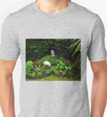 Pretty garden feature...........Woking Surrey UK T-Shirt