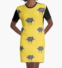Moriarty Graphic T-Shirt Dress