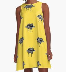 Moriarty A-Line Dress