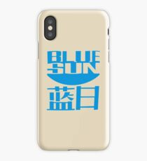 Firefly - Blue Sun iPhone Case/Skin