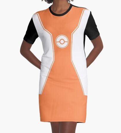 go get them all Graphic T-Shirt Dress