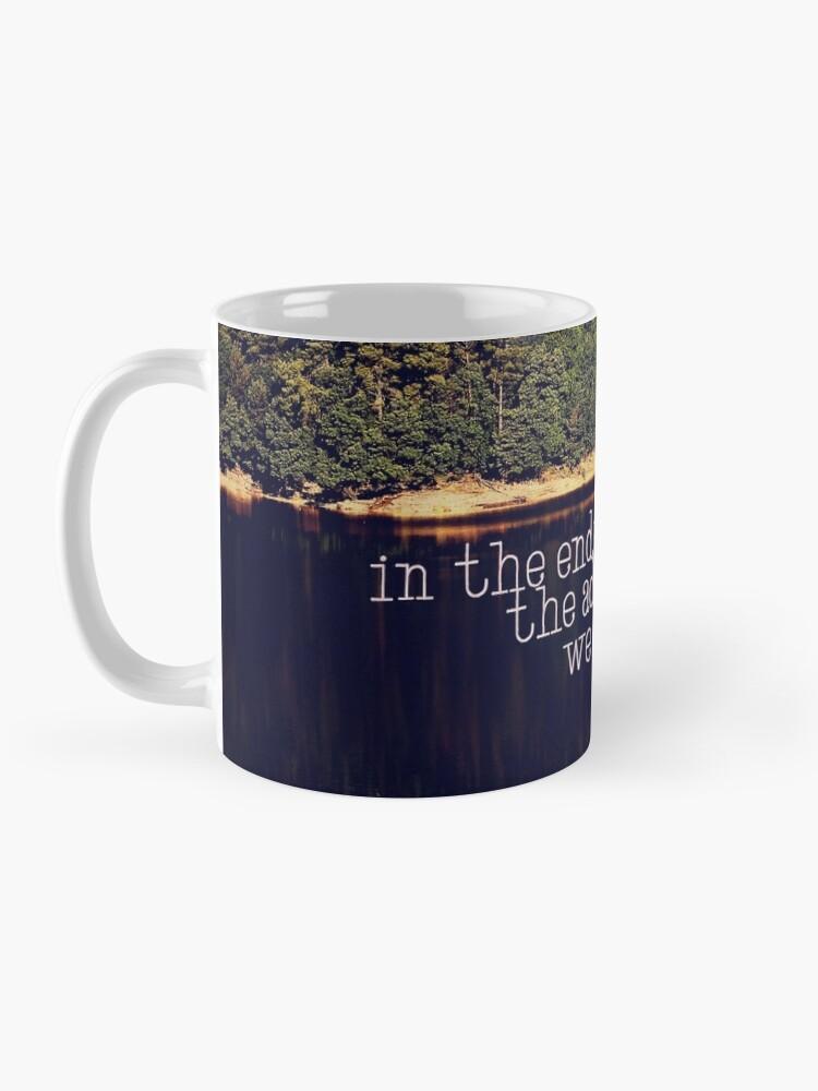 Alternate view of adventure Mug